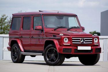 Mercedes-Bentz G-Class